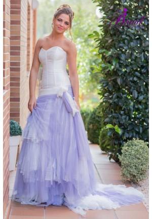 Sobrefalda Lilac